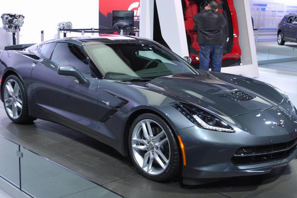 Chevrolet Corvette Stingray Coupe sale 2013