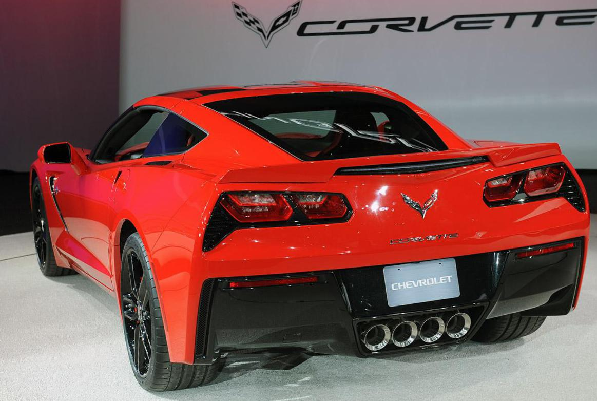 Corvette Stingray Coupe Chevrolet Characteristics hatchback