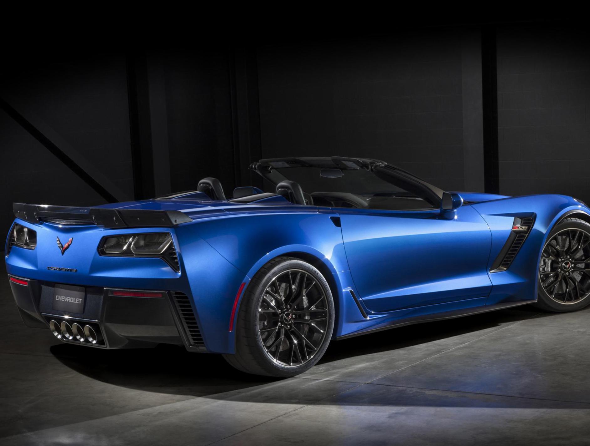 Chevrolet Corvette Stingray Convertible s and Specs