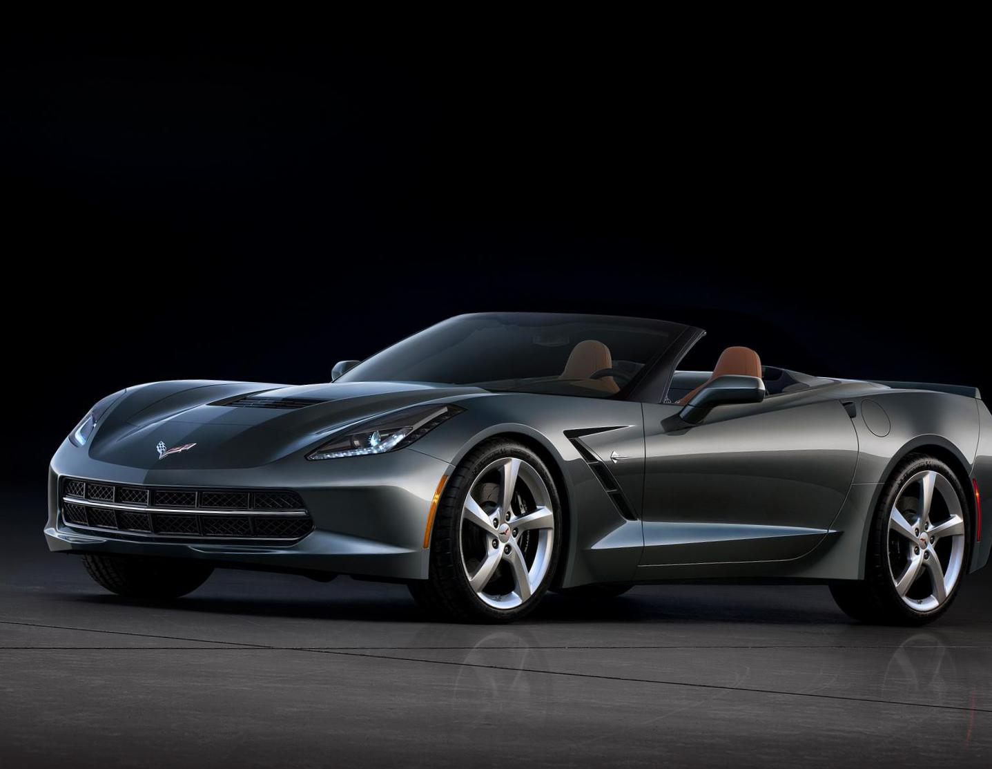 Corvette Stingray Convertible Chevrolet model 2010