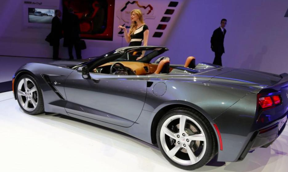 Corvette Stingray Convertible Chevrolet sale sedan