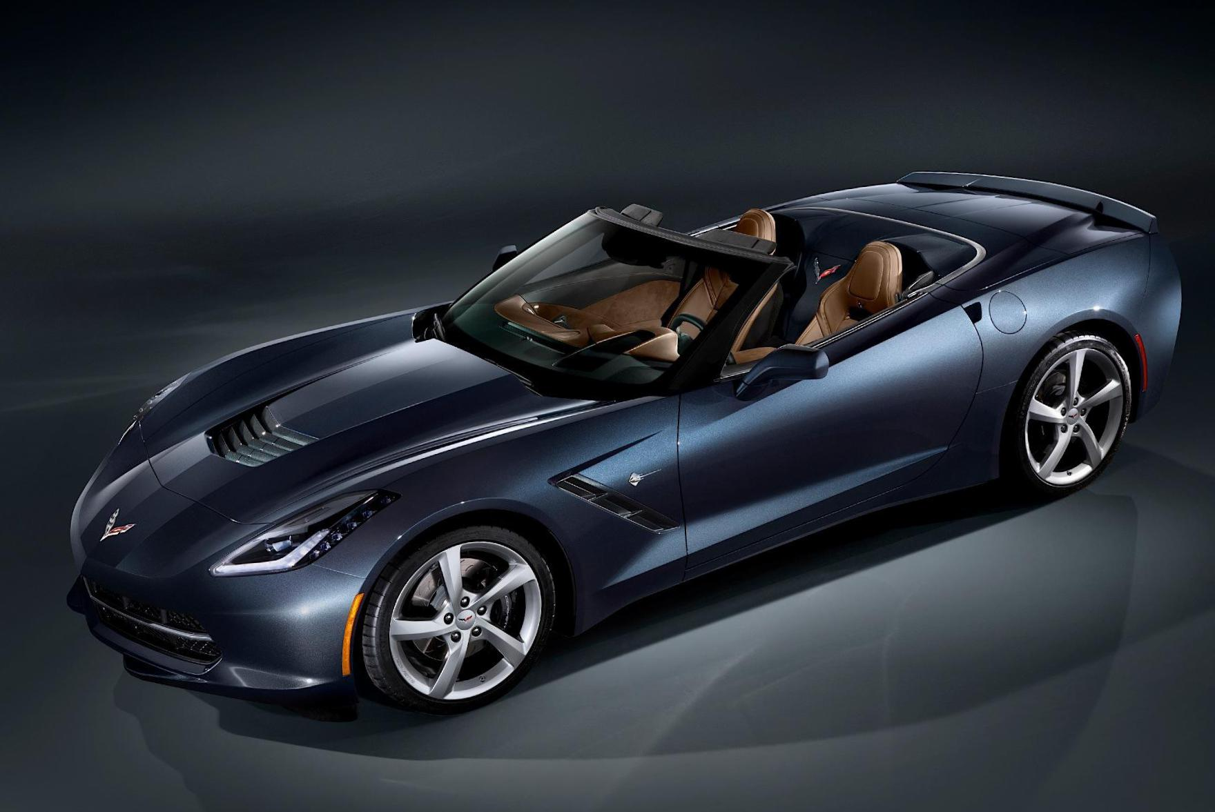 Corvette Stingray Convertible Chevrolet Specifications minivan