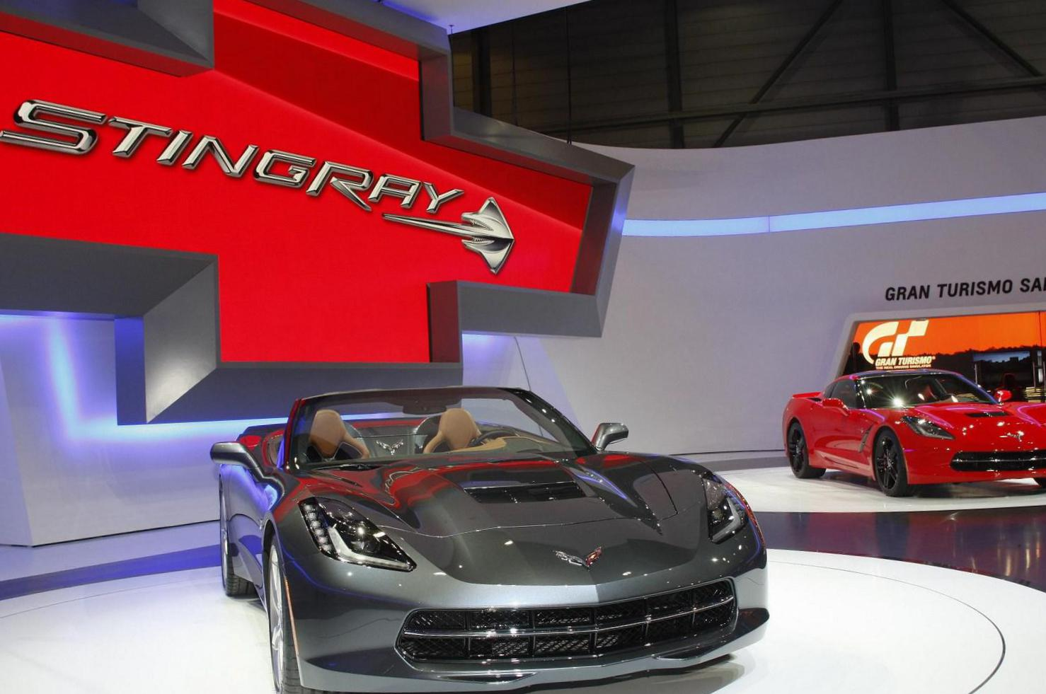 Corvette Stingray Convertible Chevrolet usa coupe