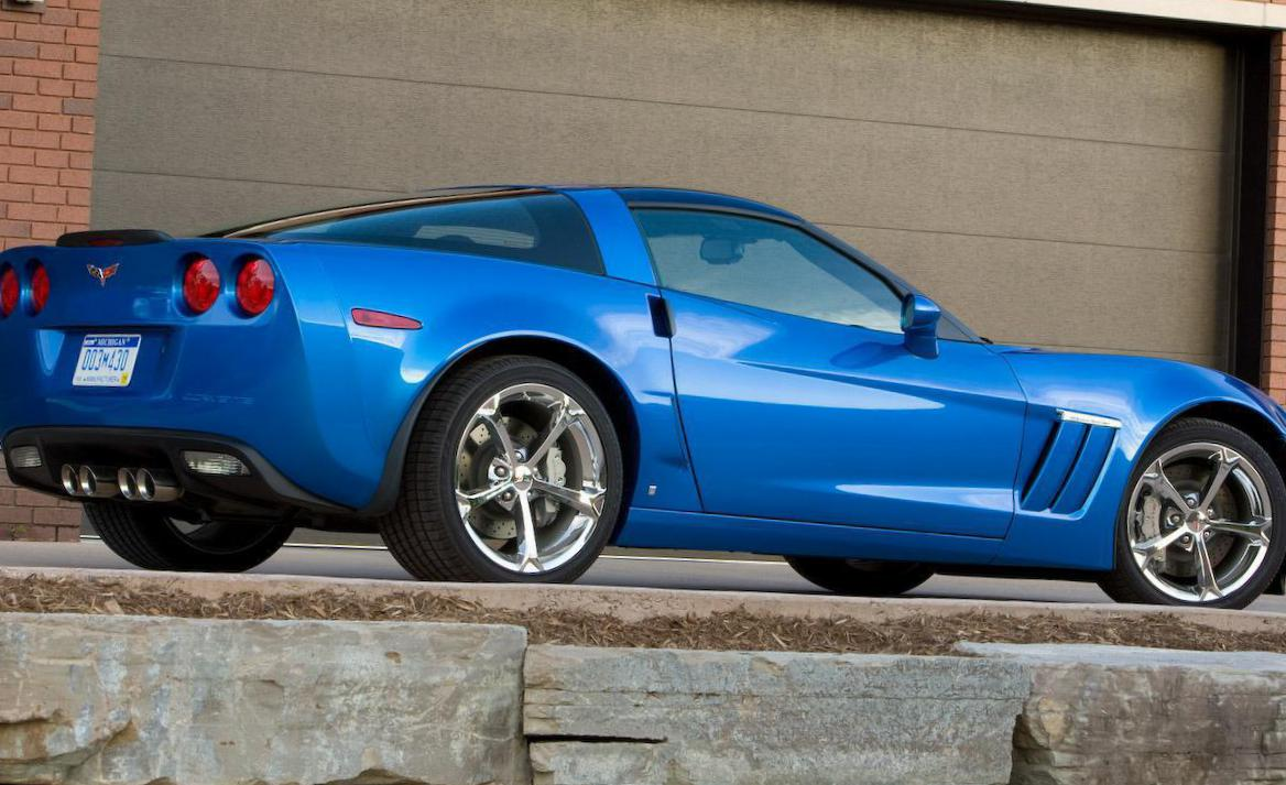 Chevrolet Corvette Grand Sport Coupe for sale 2012