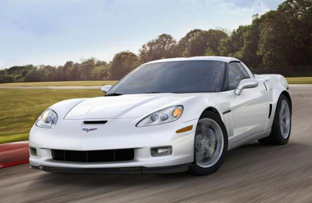 Chevrolet Corvette Grand Sport Coupe models suv