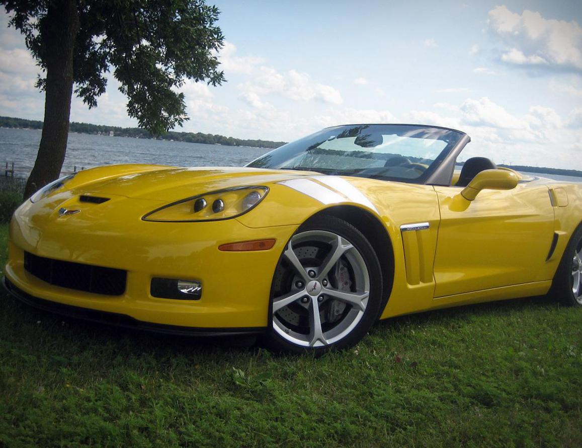 Corvette Grand Sport Coupe Chevrolet approved 2013