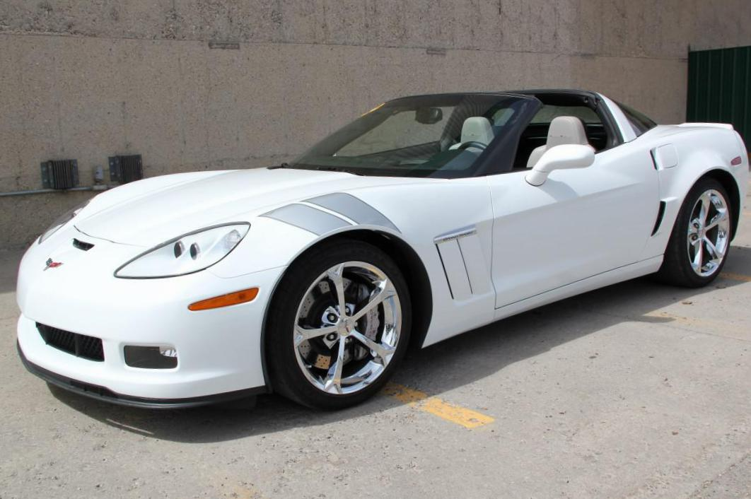 Corvette Grand Sport Coupe Chevrolet Specification 2012