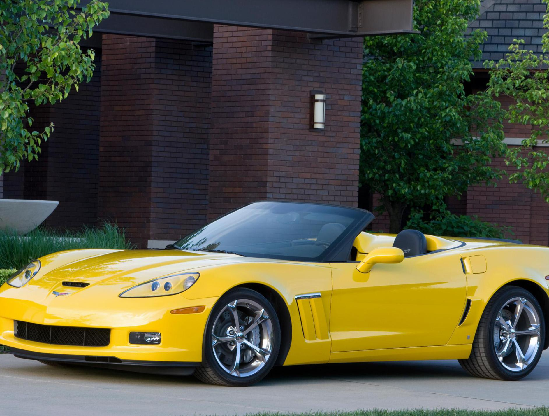 Chevrolet Corvette Grand Sport Convertible for sale 2012