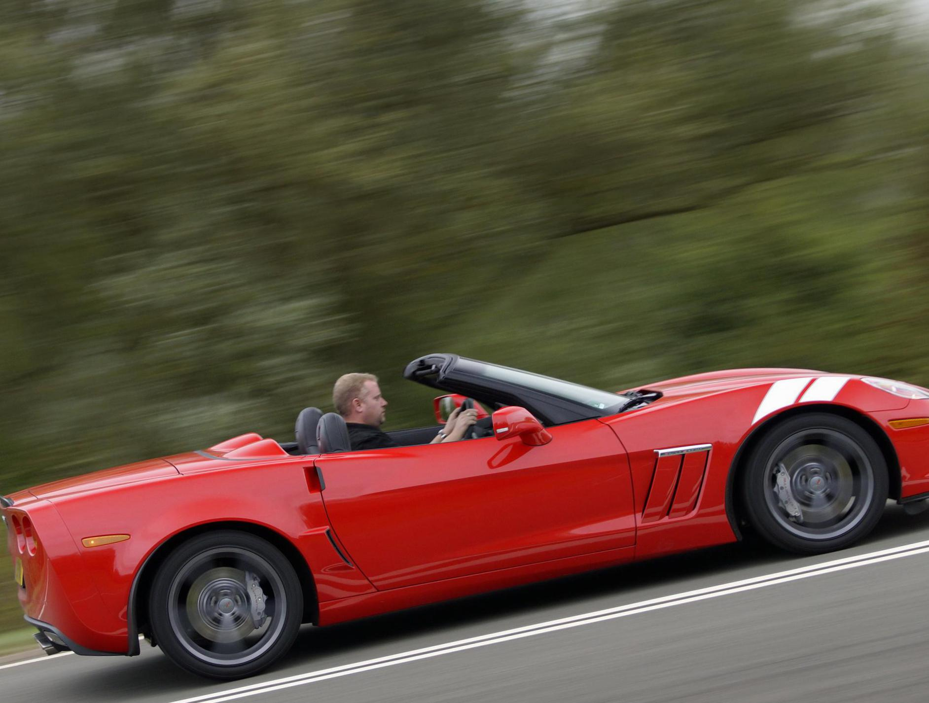 Corvette Grand Sport Convertible Chevrolet specs 2015