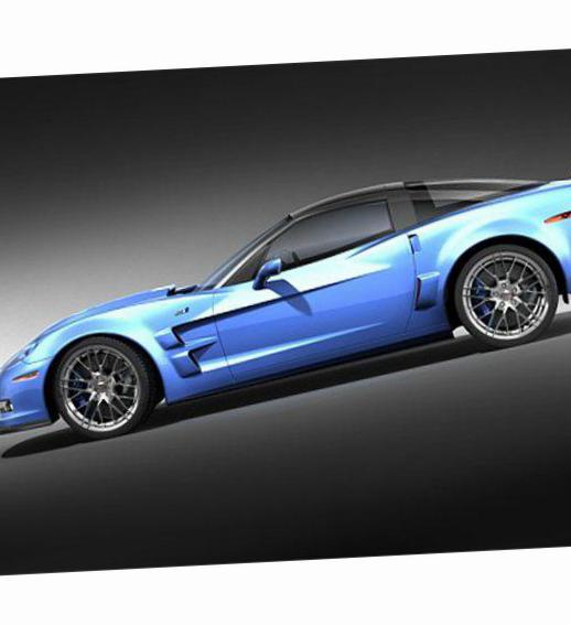 Corvette ZR1 Chevrolet new 2008