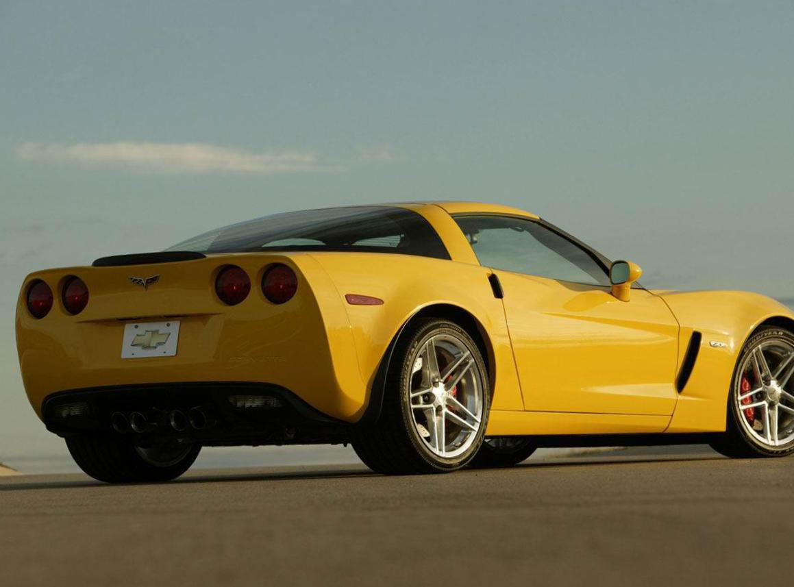 Chevrolet Corvette Z06 how mach 2015