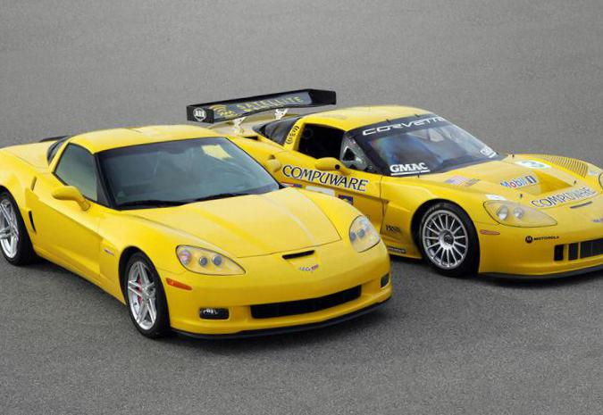 Corvette Z06 Chevrolet approved sedan