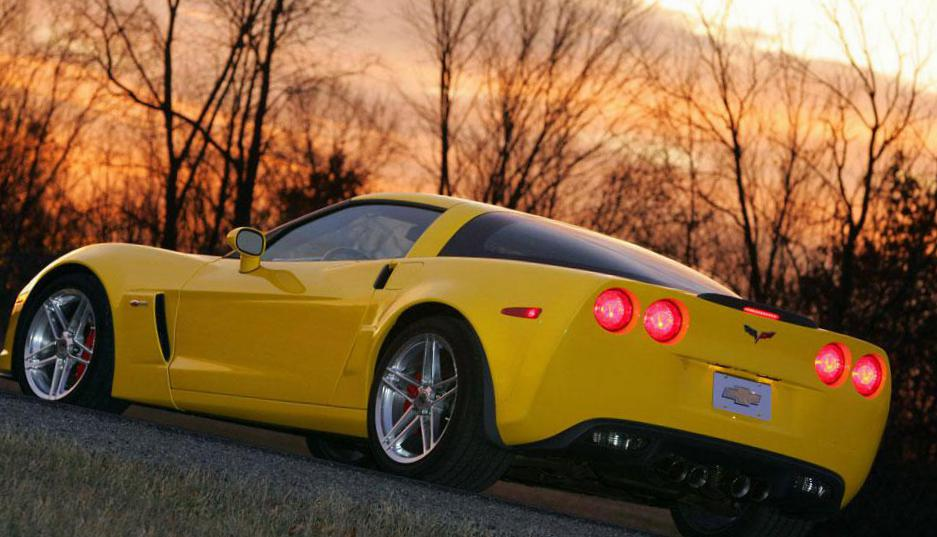 Corvette Z06 Chevrolet Specifications sedan