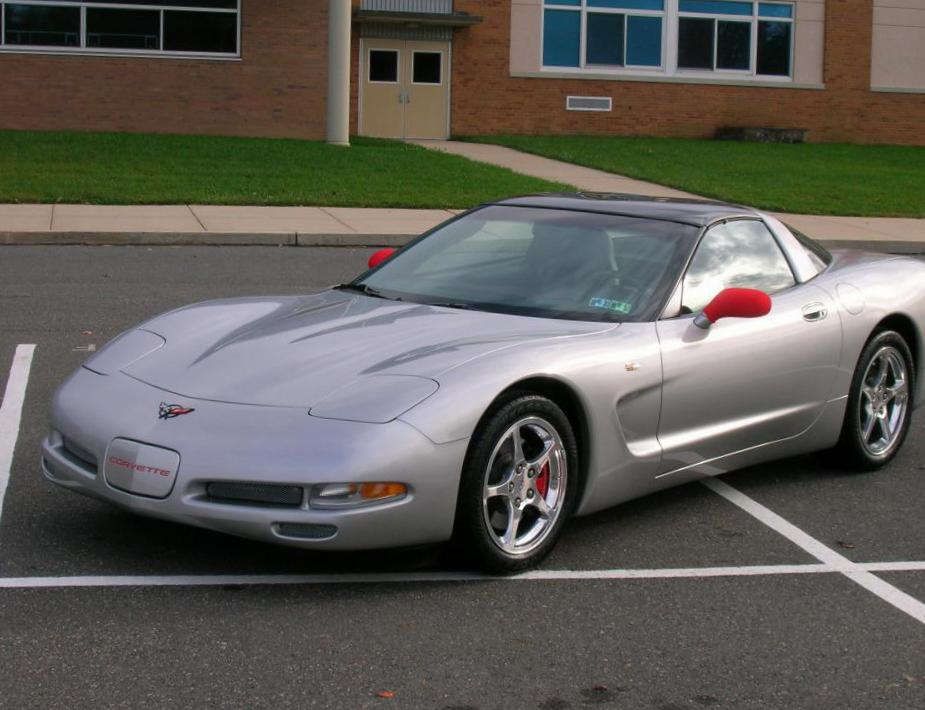 Chevrolet Corvette Coupe concept 2010