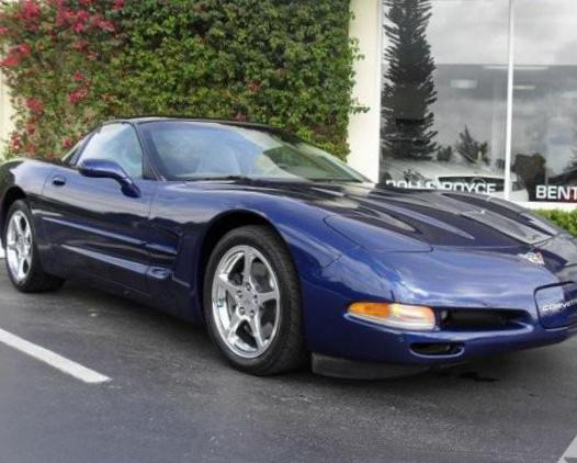 Chevrolet Corvette Coupe for sale 2012
