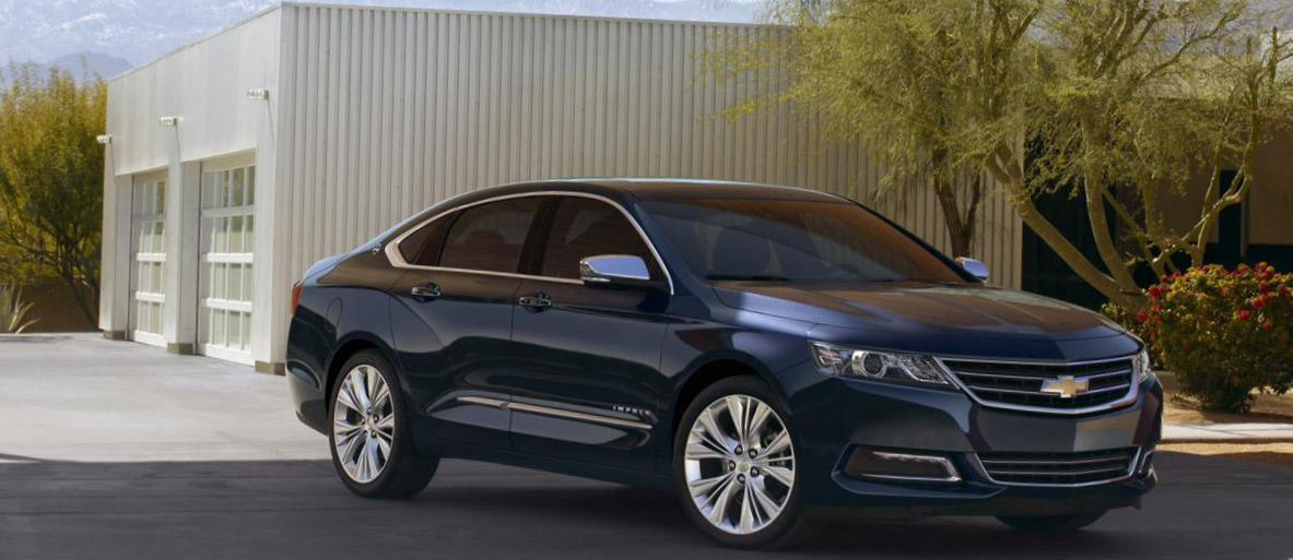 Chevrolet Impala approved 2009