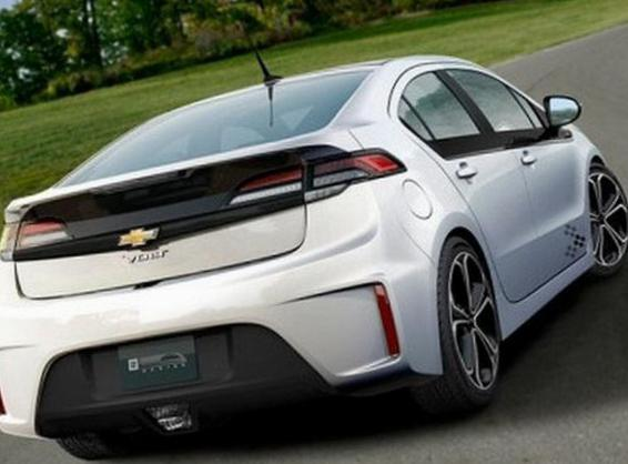 Chevrolet Volt reviews 2007