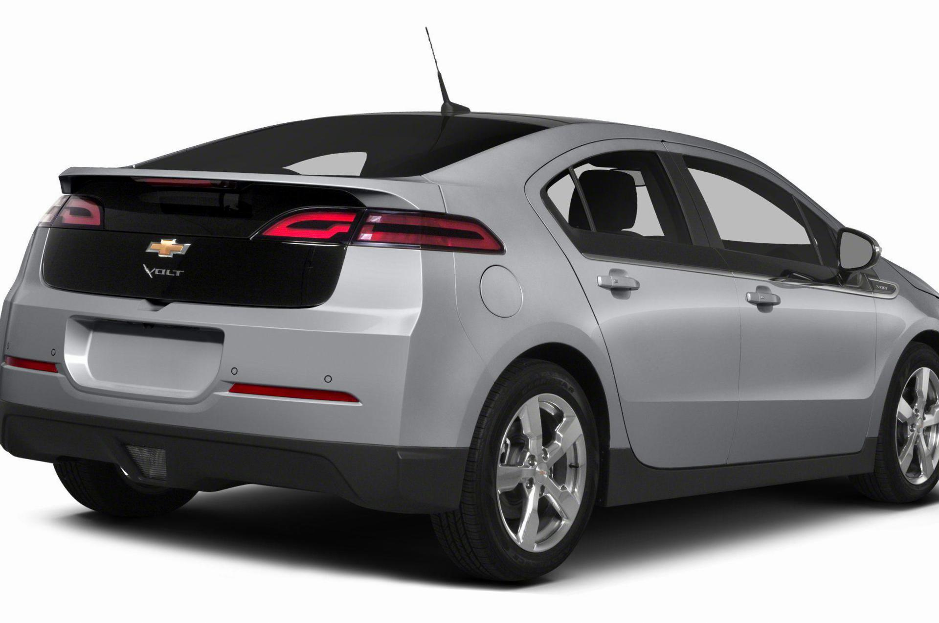 Chevrolet Volt used coupe