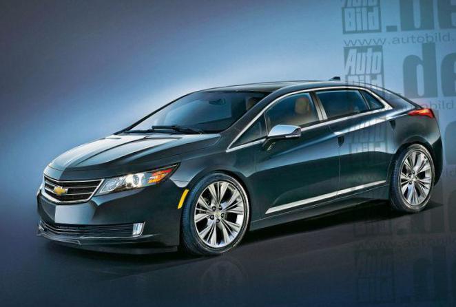 Volt Chevrolet approved 2009