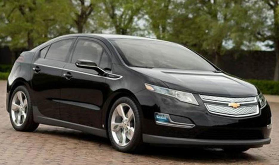 Volt Chevrolet Specification 2012