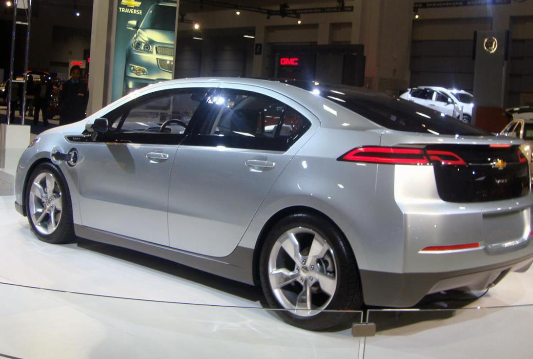 Chevrolet Volt lease 2011