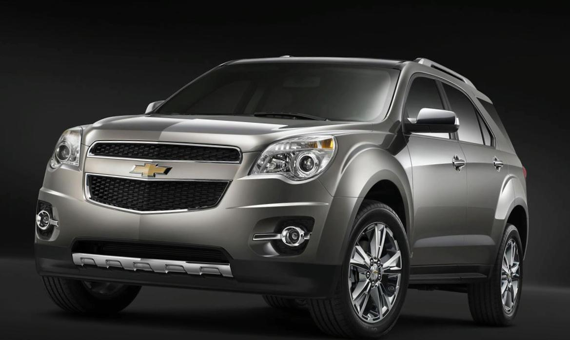 Equinox Chevrolet review 2014
