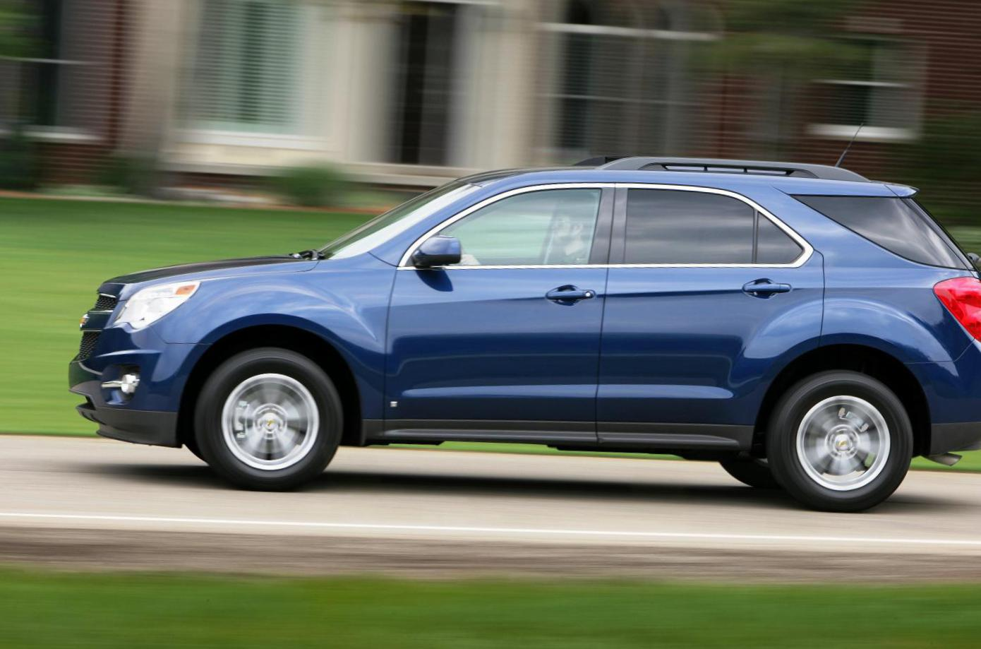 Chevrolet Equinox usa suv