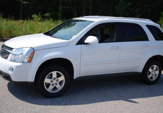 Chevrolet Equinox used pickup