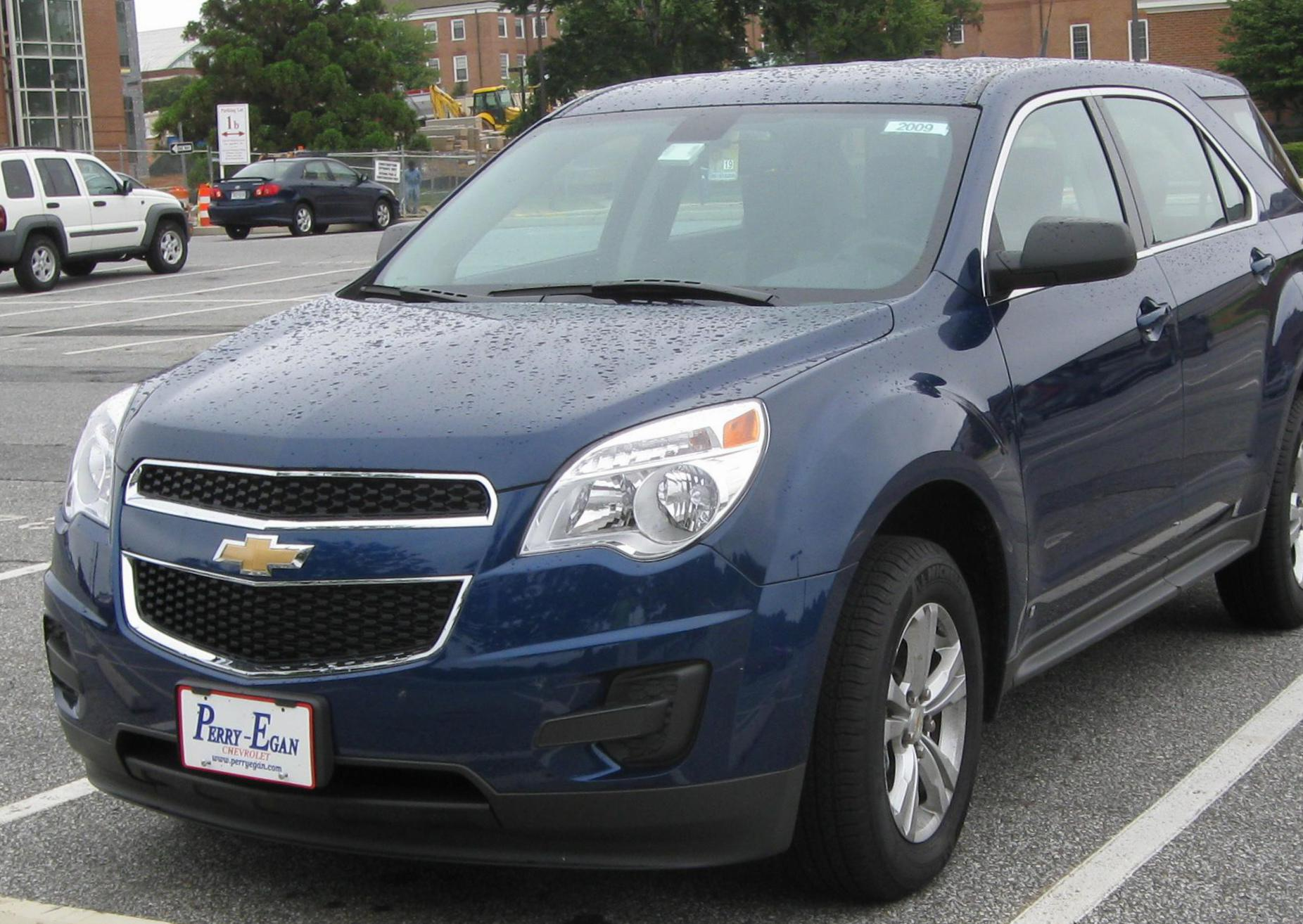 Equinox Chevrolet sale 2003