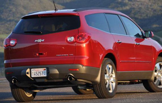 Chevrolet Traverse review 2006