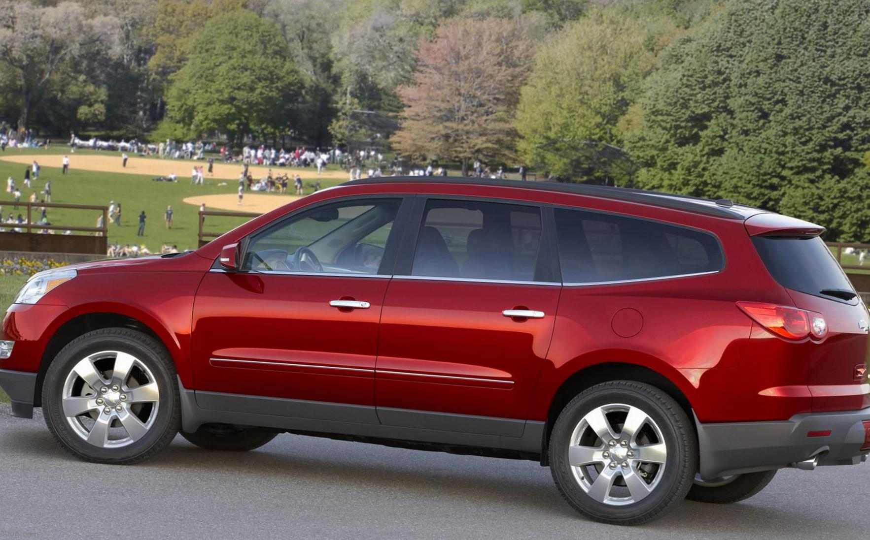 Traverse Chevrolet usa 2012