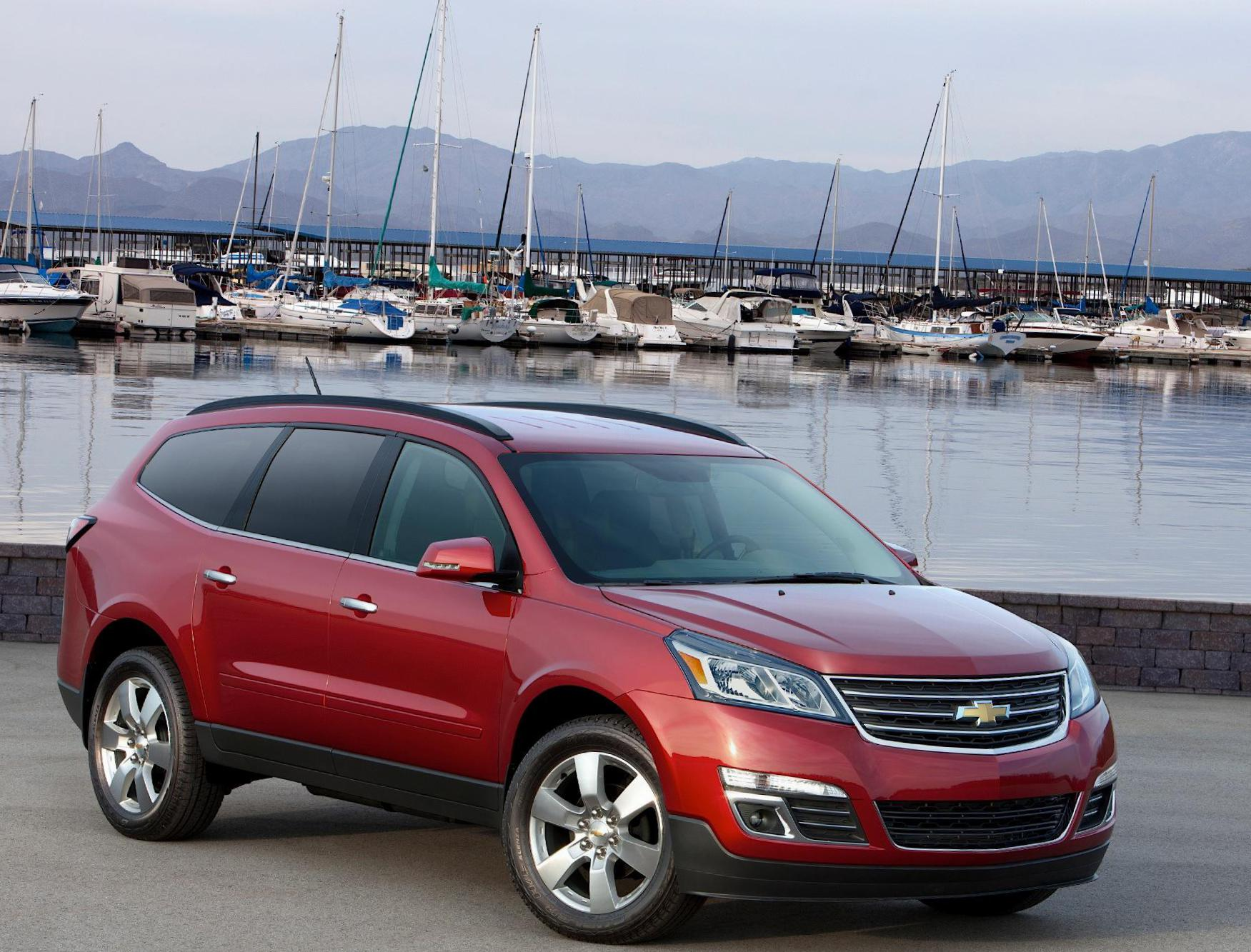 Chevrolet Traverse spec cabriolet