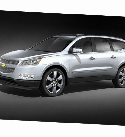 Chevrolet Traverse used 2009