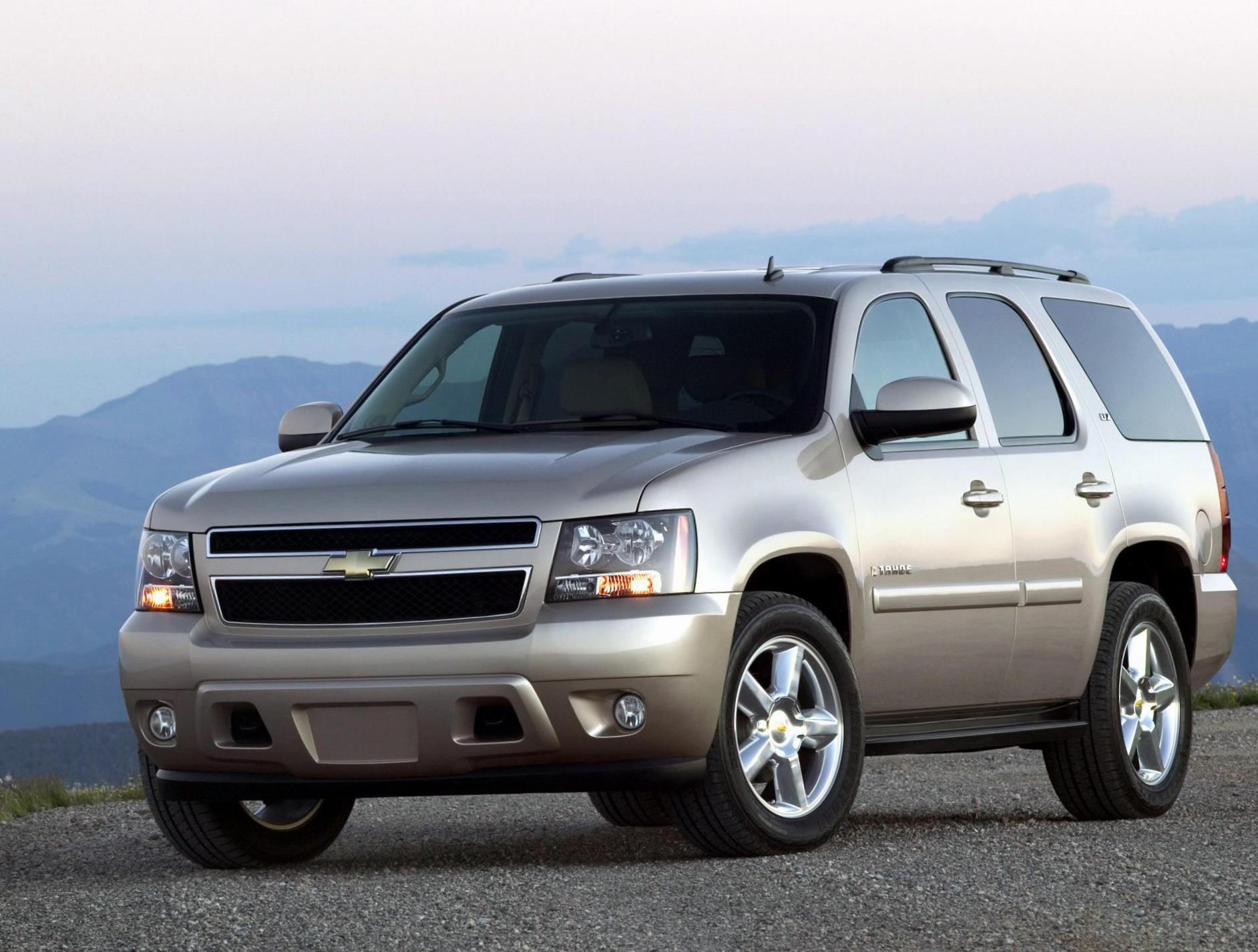 Chevrolet Tahoe approved 2013