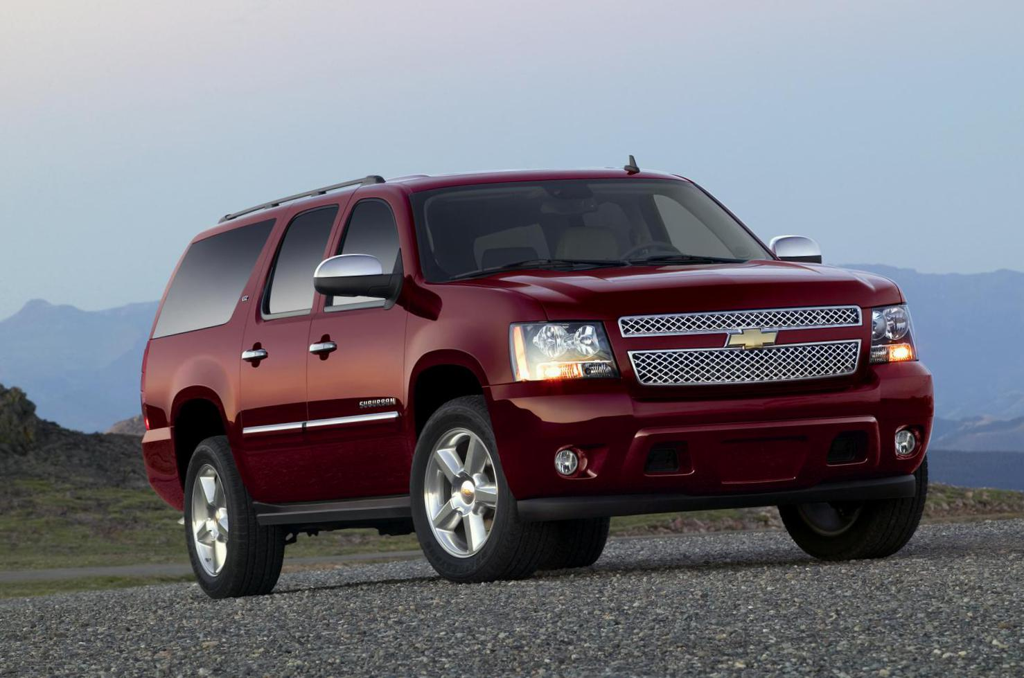 Chevrolet Suburban reviews 2007