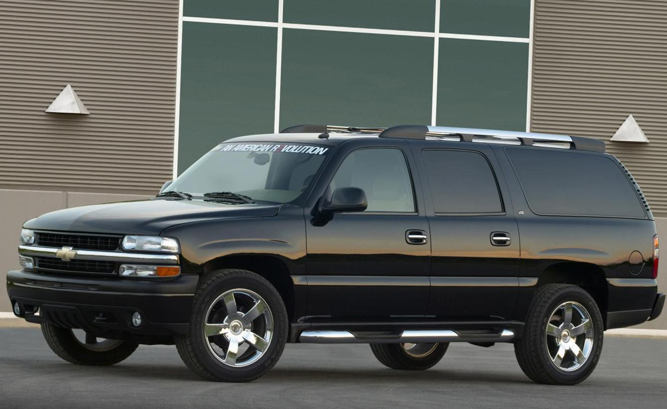 Chevrolet Suburban lease hatchback