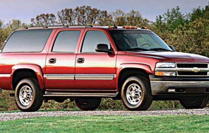 Chevrolet Suburban Photos And Specs Photo Chevrolet