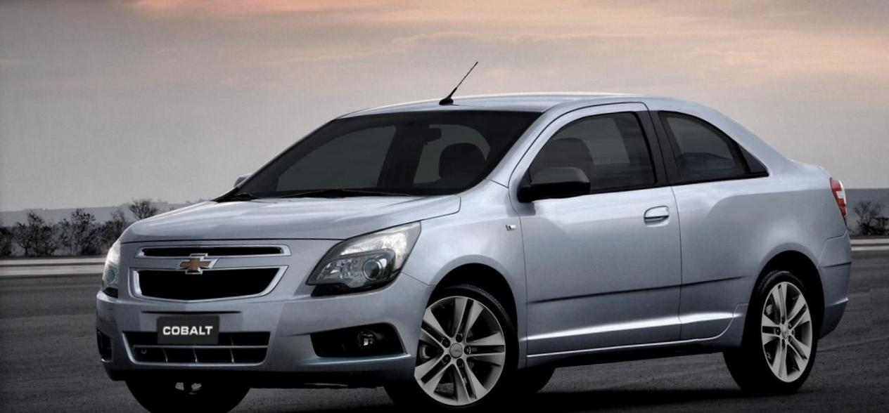 Chevrolet Cobalt Coupe approved pickup