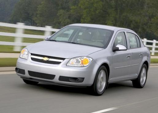 Chevrolet Cobalt Coupe lease 2012