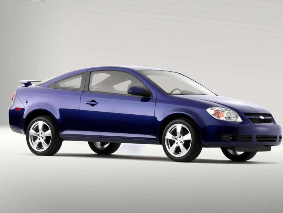 Cobalt Coupe Chevrolet models 2012