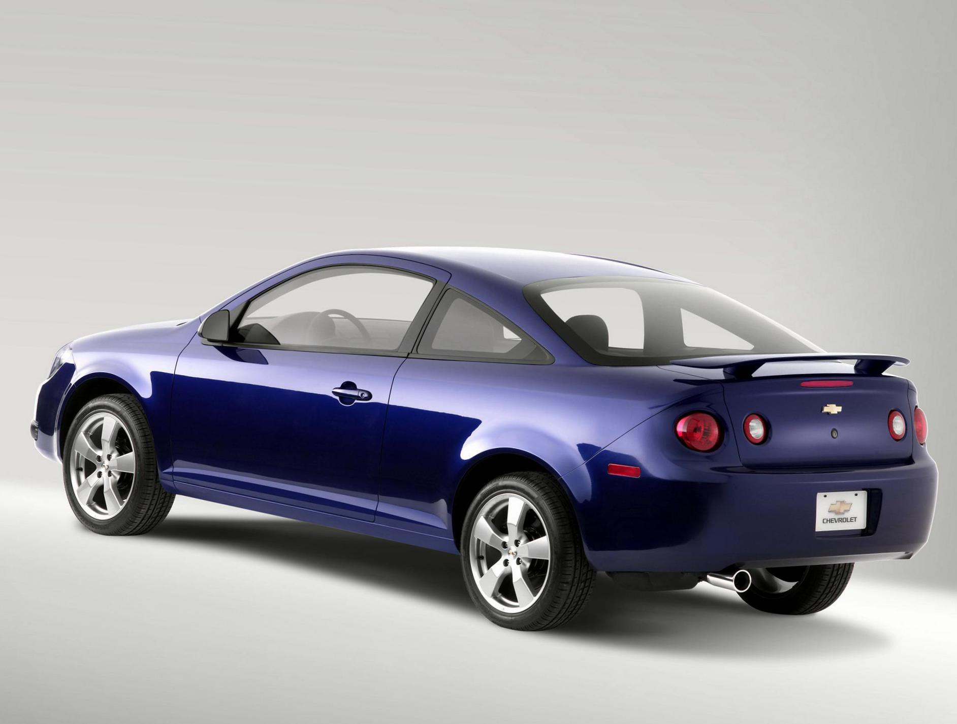 Cobalt Coupe Chevrolet new 2009