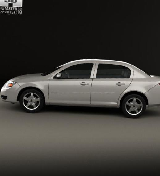 Chevrolet Cobalt Sedan concept 2009