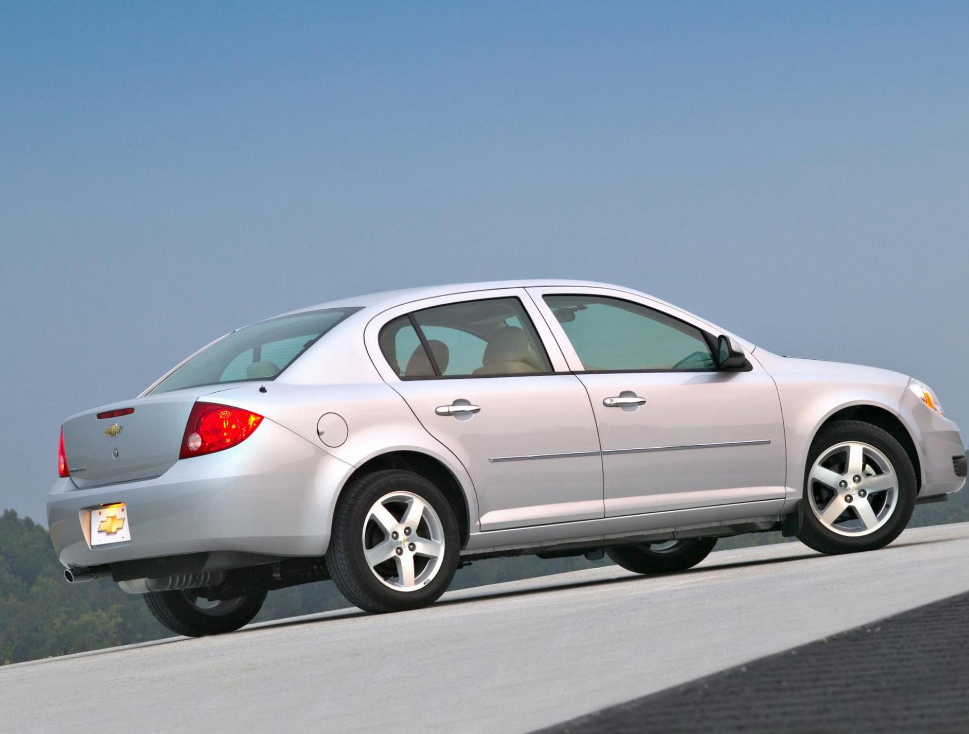 Chevrolet Cobalt Sedan models hatchback