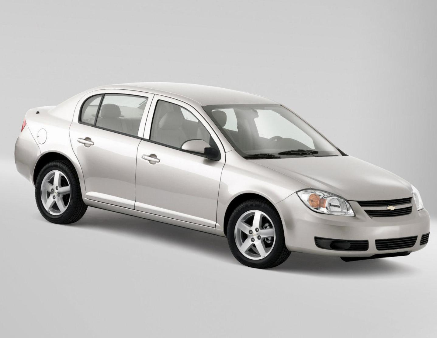 Cobalt Sedan Chevrolet models 2011