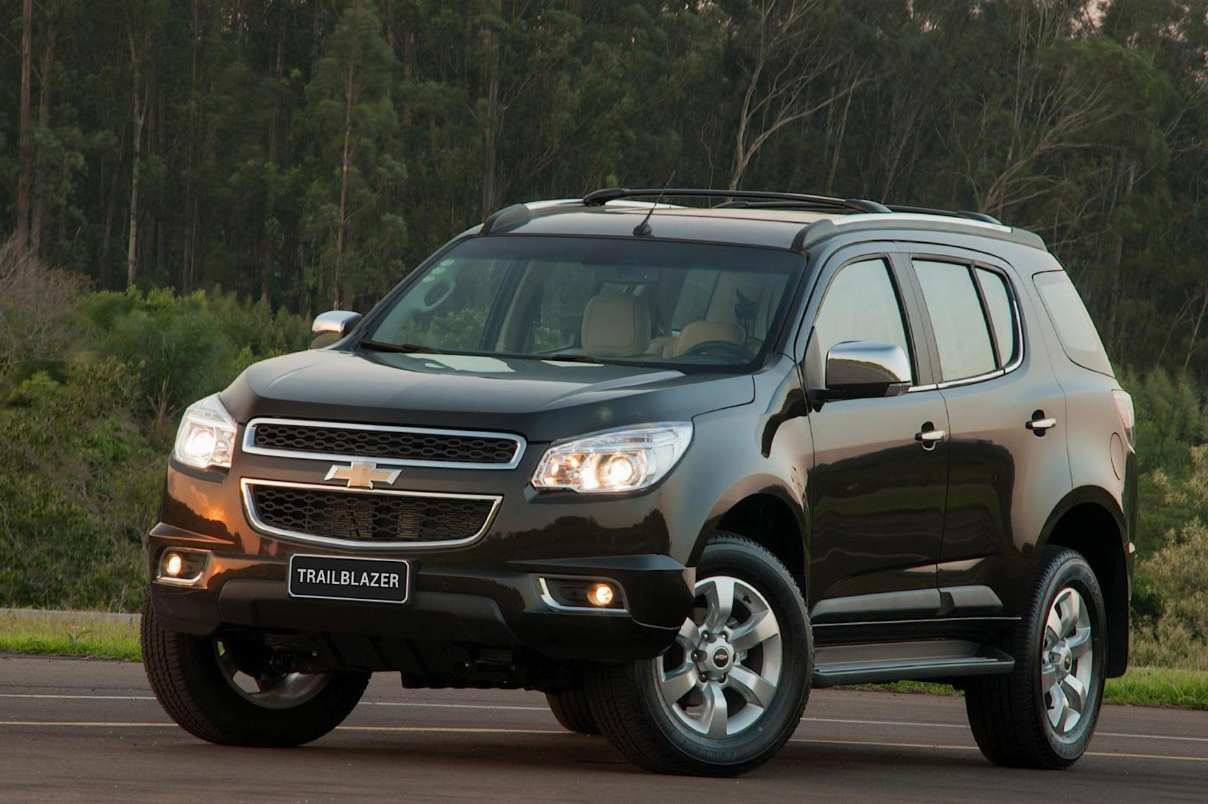 Chevrolet Trailblazer new 2015