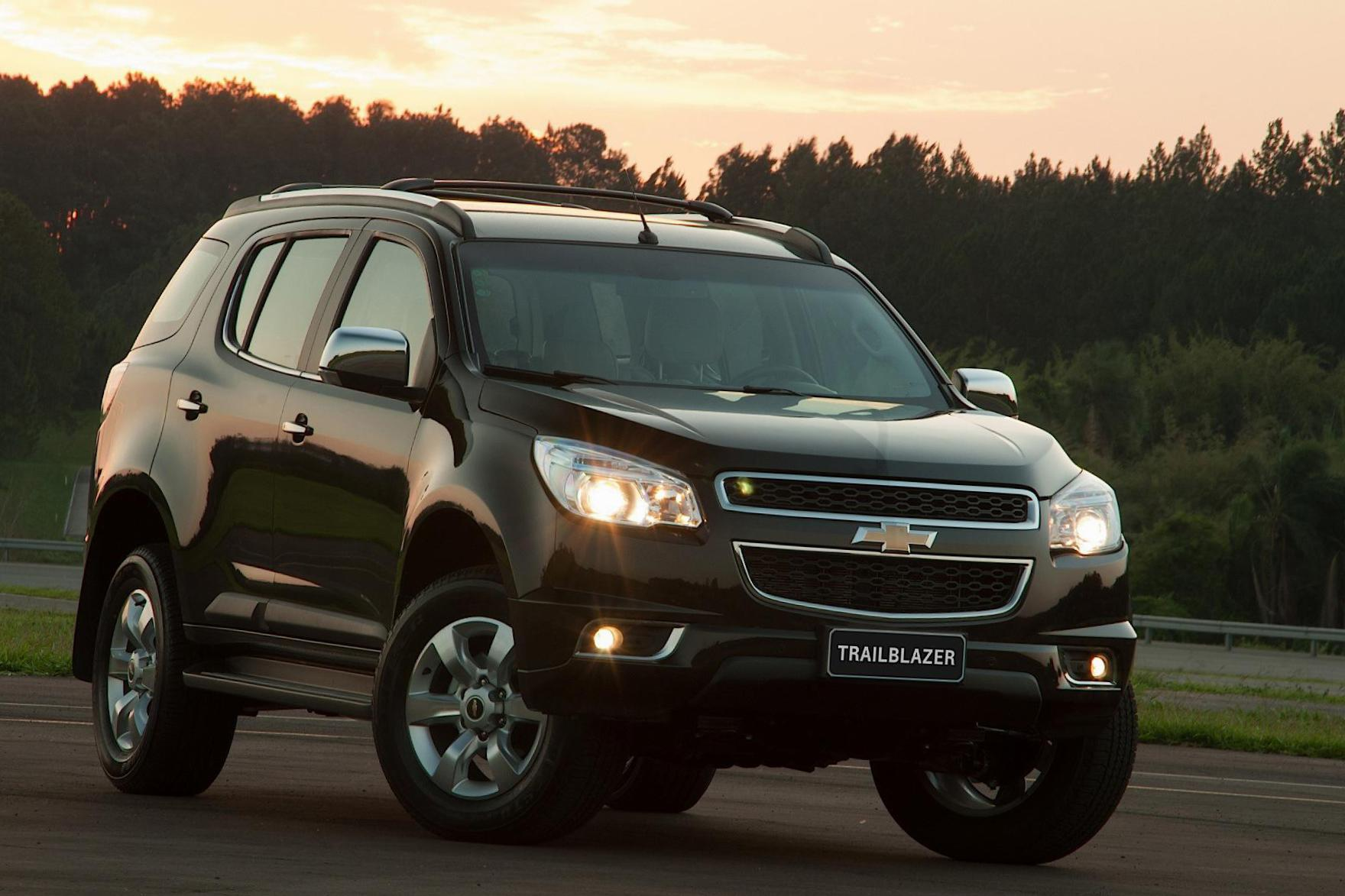 Chevrolet Trailblazer review hatchback