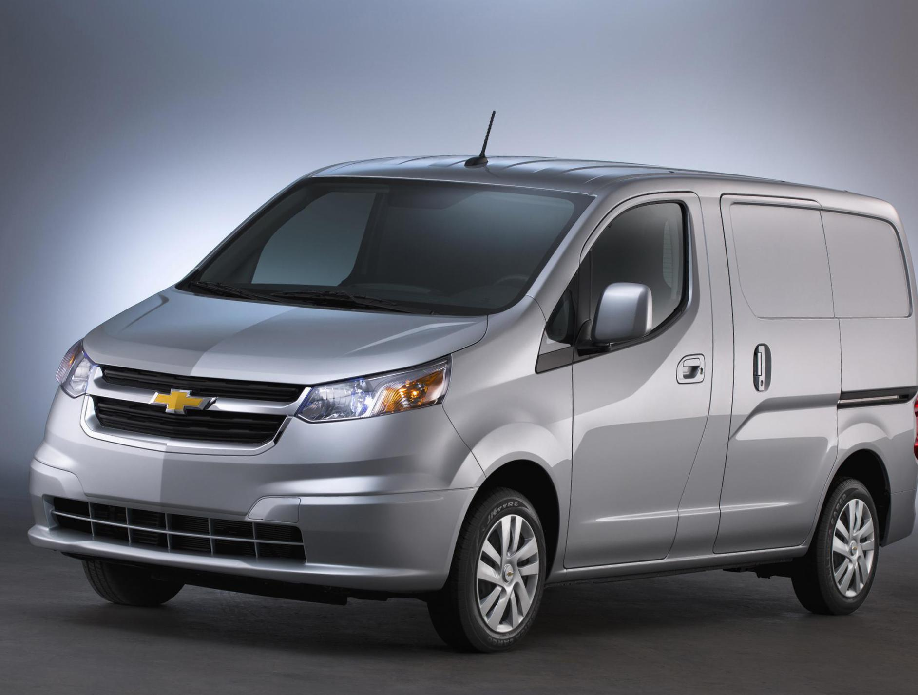Chevrolet City Express prices 2014