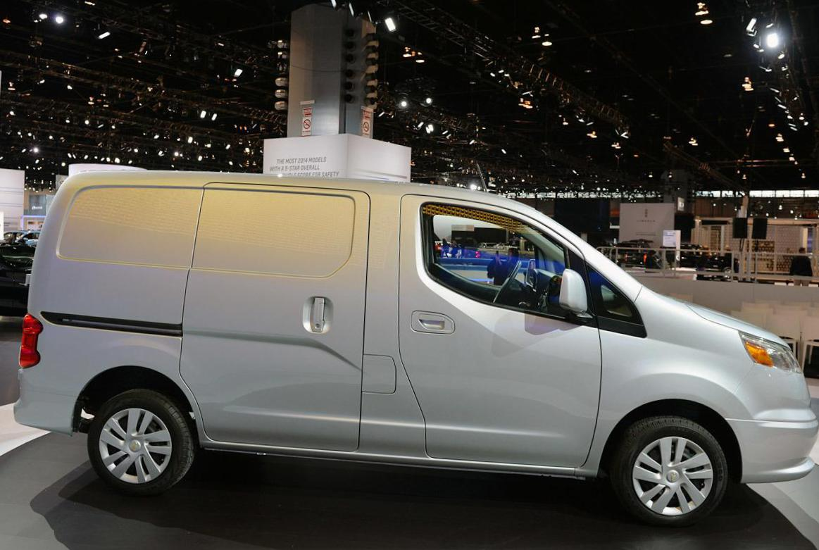 Chevrolet City Express review 2012