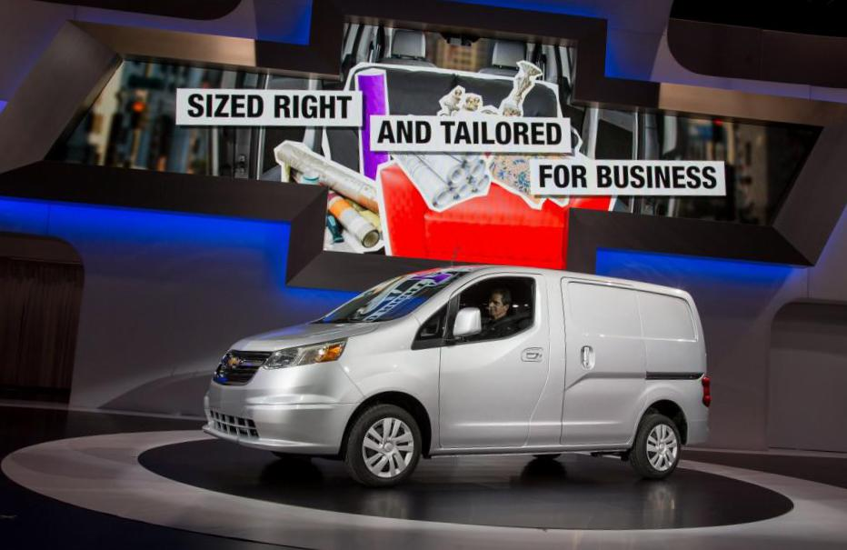 Chevrolet City Express used 2011