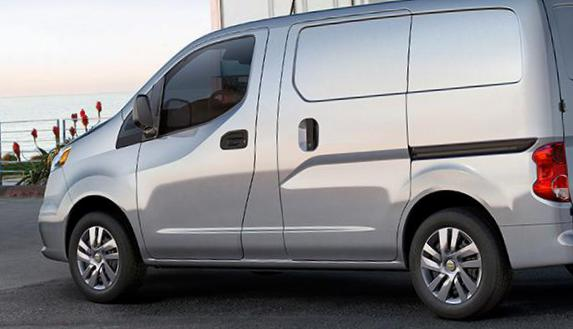 City Express Chevrolet lease 2012
